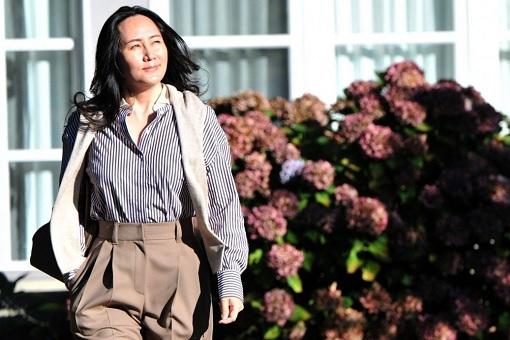 Huawei CFO Sabrina Meng Wanzhou - Canada House Arrest