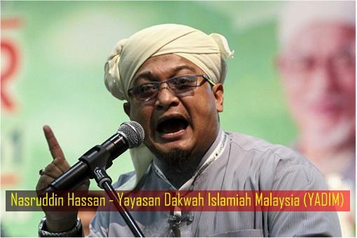 Nasruddin Hassan - Yayasan Dakwah Islamiah Malaysia YADIM
