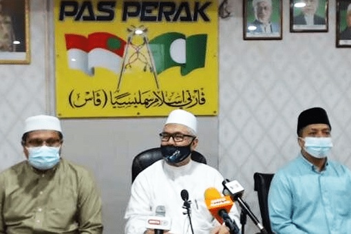 PAS Islamic Party - Perak Assemblymen Apologise to Sultan Nazrin