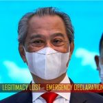 Stocks & Currency Plunge As Emergency Rule Declared To Help Muhyiddin Cling To Power - UMNO The Biggest Loser