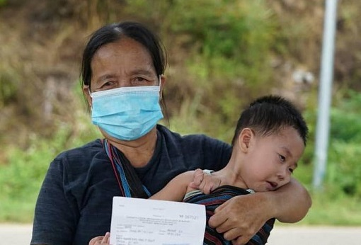 Sabah Villager Irip Pang Slapped With RM1000 Fine For Buying Food and Medicine in Tenom