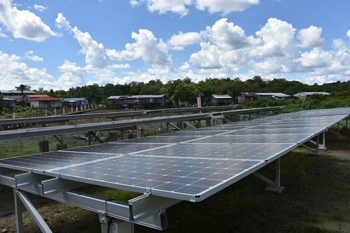 Solar Electricity Project