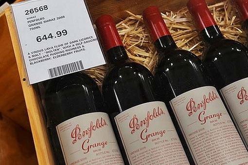 Treasury Wine Estates Wine - Penfolds Premium Brand