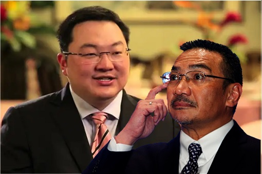 1MDB Crook Jho Low and Liar Hishammuddin Hussein