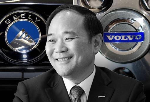Geely-Volvo - Billionaire Li Shufu