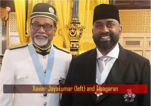 PKR Corruption - Xavier Jayakumar and Tinagaran