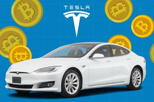 Buy Tesla Electric Car With Bitcoin