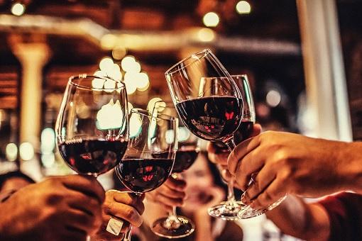 Cheers To Wine