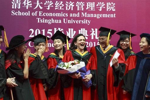 China Tsinghua University