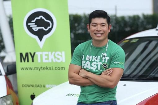 Grab Co-Founder - Anthony Tan - MyTeksi