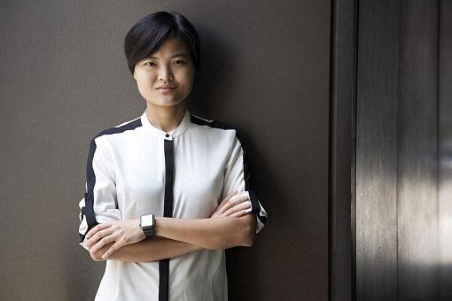 Grab Co-Founder - Tan Hooi Ling