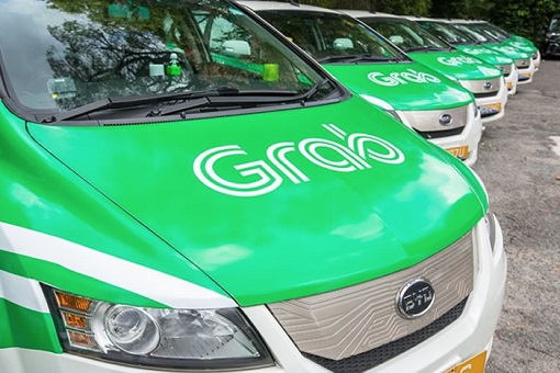 Grab Taxis
