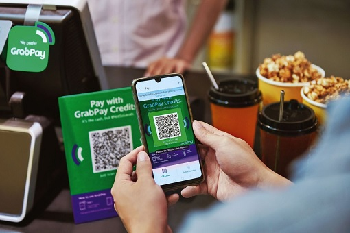 GrabPay - Payment with e-Wallet