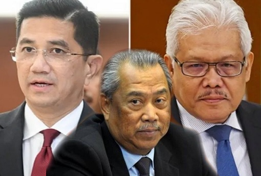 PM Declares Country Almost Bankrupt - Here's Why PN Crooks Could Have Siphoned Hundreds Of Billions Of Ringgit