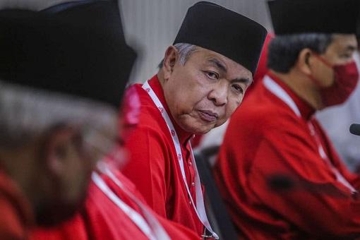 UMNO General Assembly 2020 - President Ahmad Zahid Hamidi