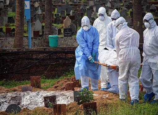 Coronavirus - Covid-19 Death - Cremations