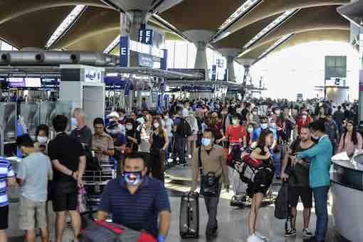 Coronavirus - KLIA Airport