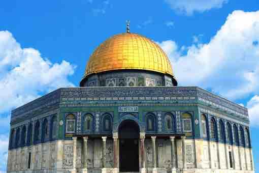 Israel Al-Aqsa Mosque