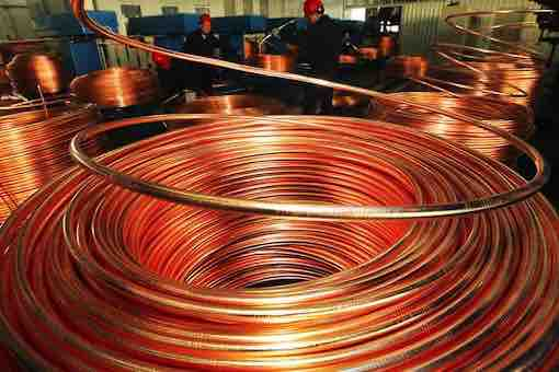 Copper - China Metal Commodities