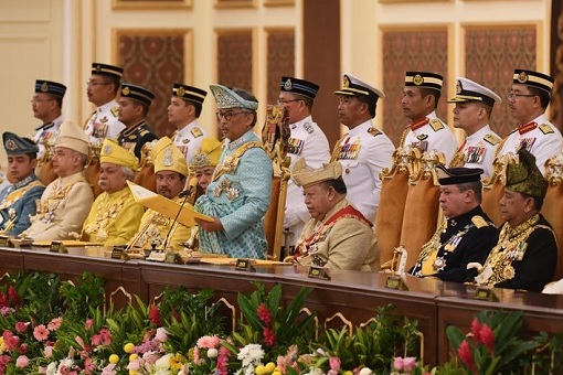 Malay Rulers - Malaysia Monarchies - Sultans - Conference Meeting