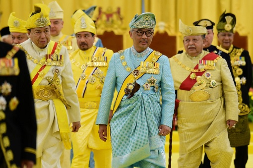 Malay Rulers - Malaysia Monarchies - Sultans