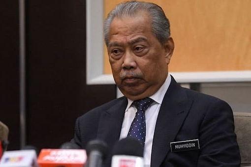 PM Mahiaddin alias Muhyiddin - Sad Face