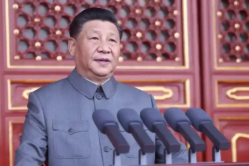 China President Xi Jinping - Chinese Communist Party 100th Anniversary