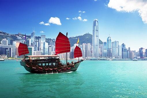 Hong Kong - View