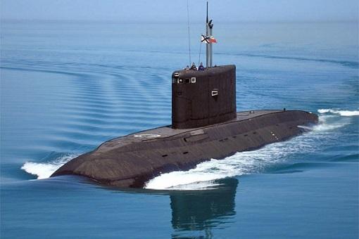 Project 636 Varshavyanka - Russia Kilo-Class Submarine