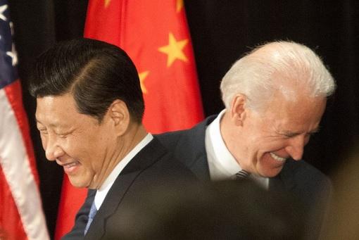 US President Joe Biden and China President Xi Jinping