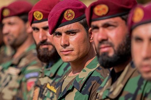 Afghanistan Army - Soldiers