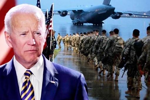 Joe Biden Clueless - US Troop Withdrawal from Afghanistan