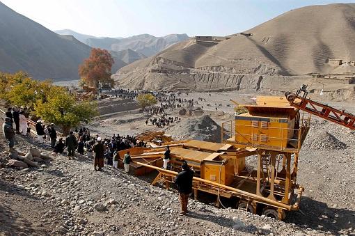 Afghanistan Mining