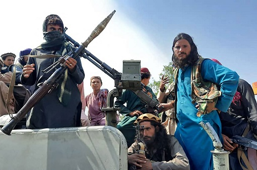 Afghanistan Taliban Militants 2