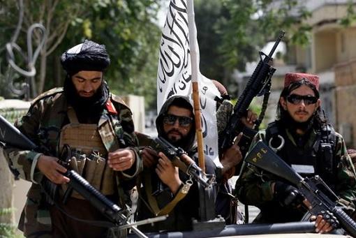 Afghanistan Taliban Militants
