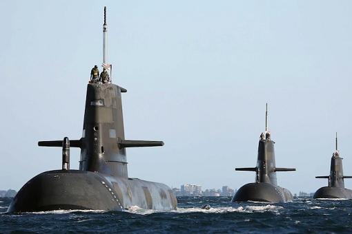 Australian-France Submarine Deal
