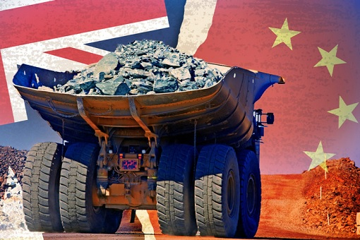 China-Australia Diplomatic Dispute - Trade War - Iron Ore