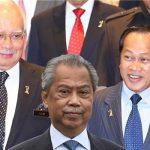Deputy Speaker Maslan & Economic Adviser Najib - Muhyiddin Is Trapped In A Mexican Standoff