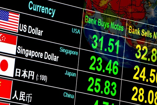 Foreign Currency Exchange - Forex Trading