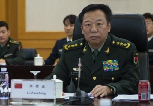 General Li Zuocheng - People's Liberation Army PLA