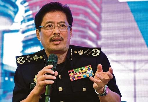 Malaysian Anti-Corruption Commission MACC Chief Commissioner Azam Baki