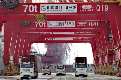 China Export - Trade Surplus