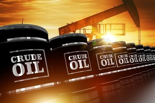 Crude Oil - Pumping
