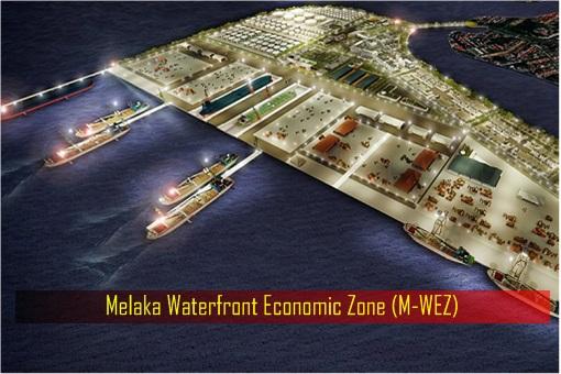 Melaka Waterfront Economic Zone - M-WEZ