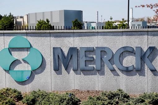 Merck Drug Manufacturer - Logo