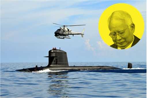 China Still Harassing Malaysia Oil & Gas Operation? - Where Are The Scorpene Subs And Malay Heroes Najib & Hishammuddin?