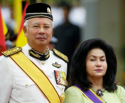 Thanks Najib For Reminding Gullible Malays Of Rosmah's RM114 Million Pink Diamond & Daughter's Lavish Wedding