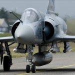 Allies jet fighter ready to strikes