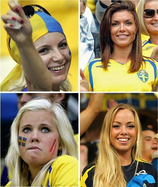 swedish women athlete ass