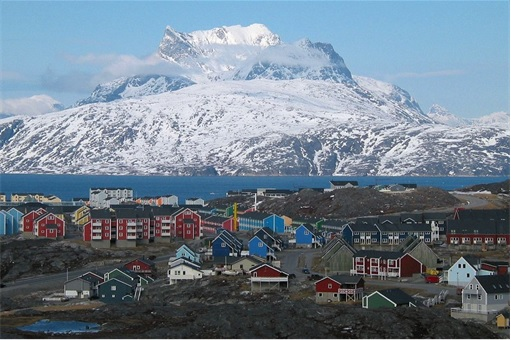 Avoid Pick-Up Anything in Greenland